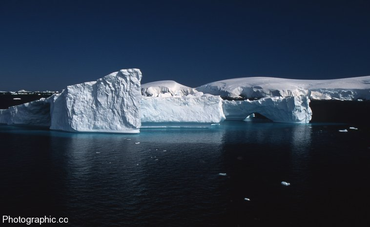 Iceberg at Antarctica