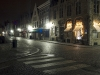 Bruge Street at Night