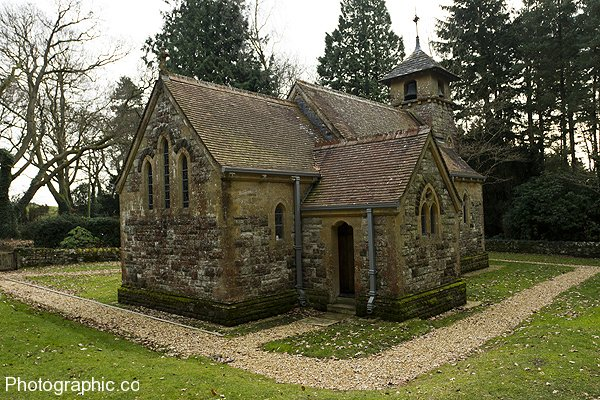 St. Aldhelm's Chapel, Lytchett Heath