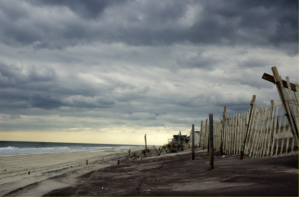 Fire Island in HDR