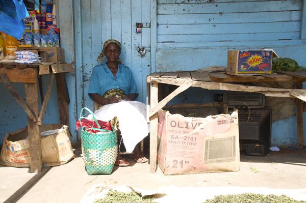 Market Woman, Zambia