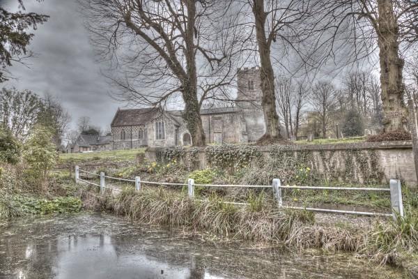 St.Botolphs Church, Hadstock