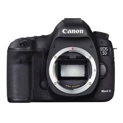 Canon EOS 5D MKIII Announced